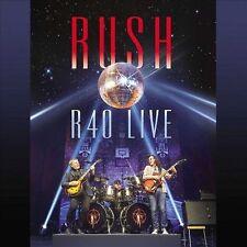 R40 Live 0888072382565 by Rush CD