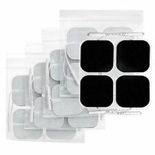 NEW 20 Pcs 3rd Gen Latex-Free TENS/EMS Pads Electrode Electro Patches Self-Stick