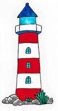 Window Color Sommer-Angebot!!!mediteran-maritim-Urlaub-Leuchtturm-Muscheln.usw