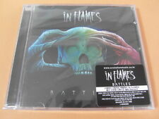 IN FLAMES - Battles CD w/Booklet (20p) + 2 Bonus Tracks (Sealed)