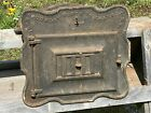1849 Stove Door, IRON FOUNDRY SOUTH NEWMARKET NH ~ No Cracks, Works Properly!
