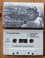 ANDY HAGUE GROUP - IN THE DISTANCE 1990 CASSETTE PROMO/DEMO PORTISHEAD TRUMPET