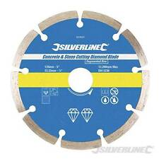 DIAMOND CUTTING DISC 125mm concrete stone tile