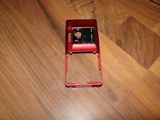 Sony Ericsson K810i original Backcover Rot Neu