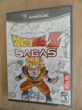 Dragon Ball Z: Sagas (Nintendo GameCube, 2005) NEW SEALED