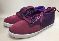 The Hundreds Johnson Mid Sz 8.5 Original Style Streetwear Purple BNIB