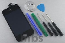 Apple iPhone 4S Display Touchscreen LCD Komplettset Glas Touch Screen in Schwarz