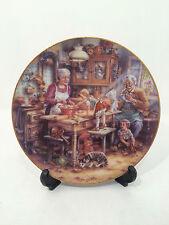 Bradford Exchange Die Kleine Kuchenfee The Small Kitchen Limited Edition Plate