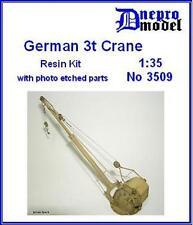 German 3 ton Crane 1/35