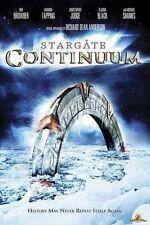 STARGATE: CONTIUNUUM    ***NEW DVD