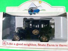LLEDO STATE FARM INS (STATE FARM MUTUAL AUTO INS CO) EXCLUSIVE MODEL T CAR NIB!