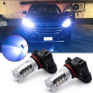 16-SMD For Hyundai Sonata 2015-2019 Blue LED High Beam Headlight Projector Bulb