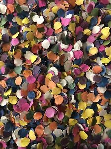 Confetti Paper Multicolor Mexican 8 oz Party Supplies, Easter, All Ocasions