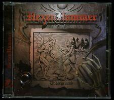 HexenHammer Underground CD new Celtic Frost Cirith Ungol Voivod Buzz-Oven