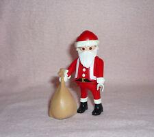 Weihnachtsmann mit Gabensack aus Playmobil 'Weihnachtsabend' Set 3931