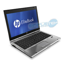 "HP 2560p i5 WINDOWS 10 PRO 12,1"" DVD-RW MASTERIZZATORE DVD WIFI NOTEBOOK"