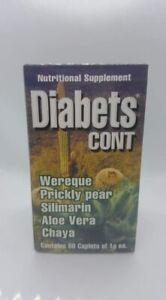 Diabets cont / Auxiliar contra el diabetes  Supplements herbolario