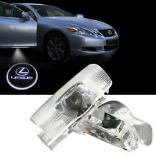 2x LED Door Welcome Courtesy Laser Logo Projector Light for Lexus IS ES GS