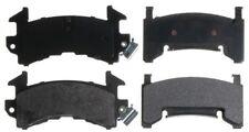 Disc Brake Pad Set-Semi Metallic Disc Brake Pad Front/Rear ACDELCO ADVANTAGE