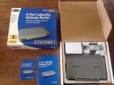 Belkin 4-Port Cable/DSL Gateway Router