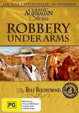 Robbery Under Arms | Classic Australian Stories (DVD) NEW/SEALED