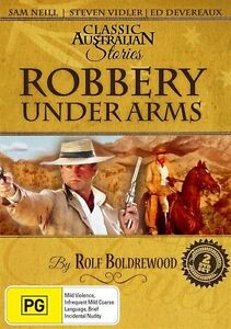 Robbery Under Arms (DVD) NEW/SEALED