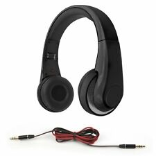 Muvit Bluetooth Stereo Headphones With Mic NFC Wireless & Wired (cable included)