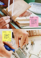 Liechtenstein 2018 MAXI Trades & Crafts II Bookbinder Cobbler 3v Cards Stamps