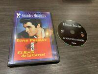 Elvis Presley DVD Il Rock Della Prigione Musicale