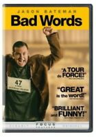 Bad Words [New DVD] Snap Case