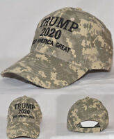 Keep America Great Trump Camouflage 2020 Hat Donald Collectibles 45th President