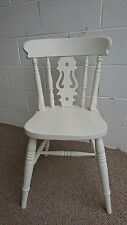 Mix & Match Painted Vintage Farmhouse Kitchen Dining Chairs
