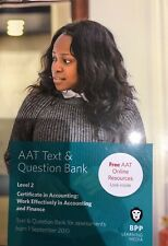 AAT Level 2 - Work Effectively In Accounting And Finance Question Bank