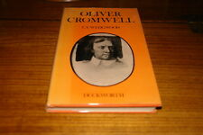 OLIVER CROMWELL BY C.V.WEDGWOOD-SIGNED COPY