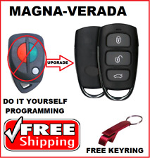 MITSUBISHI MAGNA VERADA REMOTE KEYLESS ENTRY FOB 1998 - 2006 Complete Remote