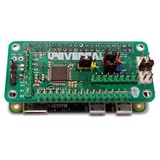 Raspberry Pi Zero  HAT Universal SERVO/ADC/DAC/GPIO/LED/Stepper Motor