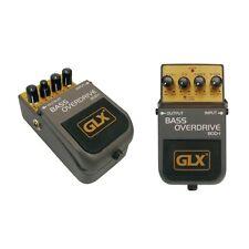 GLX BOD-1 Bass Overdrive effetto a pedale per basso