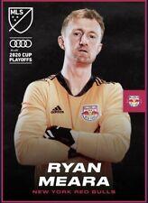 [DIGITAL CARD] Topps Kick - Ryan Meara - MLS 2020 Playoffs - Team Color
