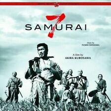 Various Artists Seven Samurai (New Vinyl)