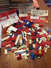 Vintage Samsonite Legos