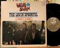 What's Shakin' Lovin' Spoonful, Eric Clapton Powerhouse LP Elektra EKL-4002 Mono
