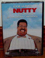 THE NUTTY PROFESSOR DVD NEW SEALED COMEDY HUMOR (UNOPENED) R2