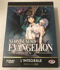 Neon Genesis Evangelion Platinum L'integrale Edition Gold (Region 2)