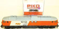 230 077 RTS Diesel Locomotive Ludmilla (Like BR 130) plux16 PIKO 47323 TT 1:120