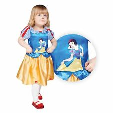 Dress up Snow White Baby Costume 6-12 Months