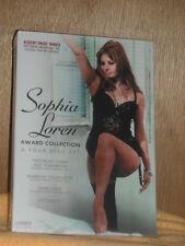Sophia Loren: Award Collection (DVD, 2011, 4-Disc Set)