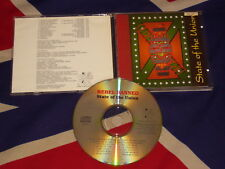 REBEL BANNED - state of the union  RARE US CD 1993 (FAMILY MAN DT.INC.)