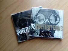 U2 Sweetest Thing /Live 6 Track 2 CD Set