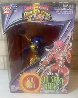 Bandai Mighty Morphin Power Rangers MMPR Goo FISH Deluxe Evil Space Aliens 1994