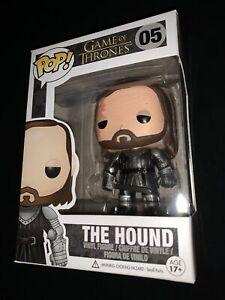 Game Of Thrones The Hound Funko Pop #05